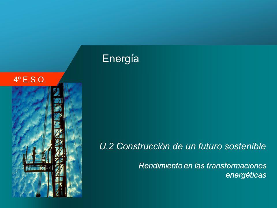 Energía U.2 Construcción de un futuro sostenible