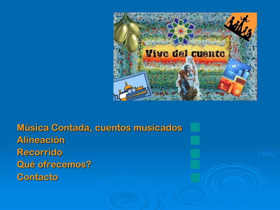 Música Contada, cuentos musicados