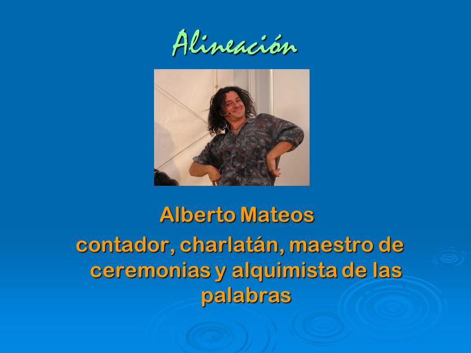 Alineación Alberto Mateos