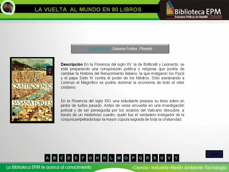 Quattrocento. Susana Fortes. Planeta