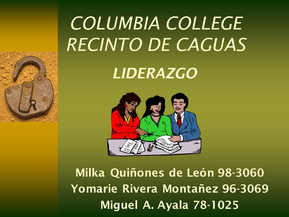 COLUMBIA COLLEGE RECINTO DE CAGUAS