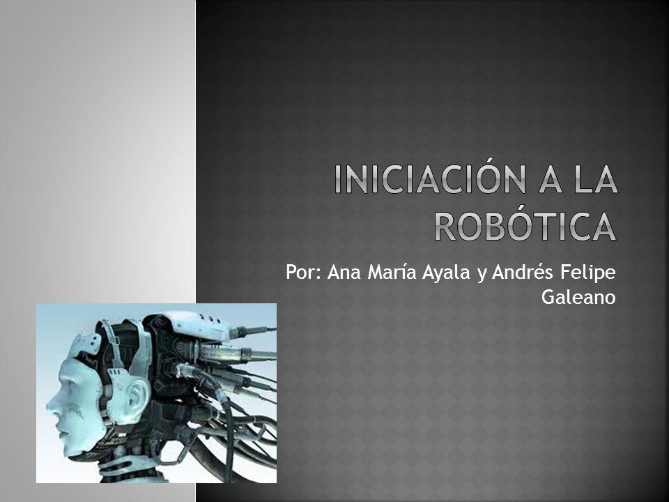 Iniciación a la Robótica