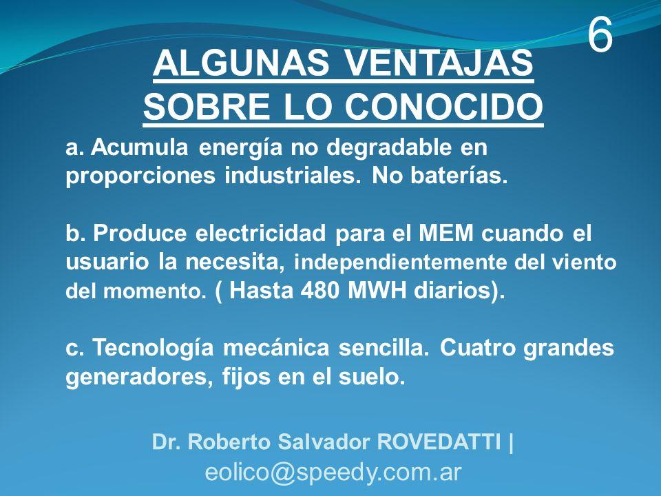Dr. Roberto Salvador ROVEDATTI | eolico@speedy.com.ar