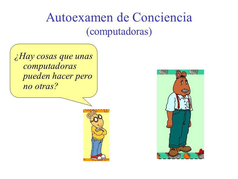 Autoexamen de Conciencia (computadoras)
