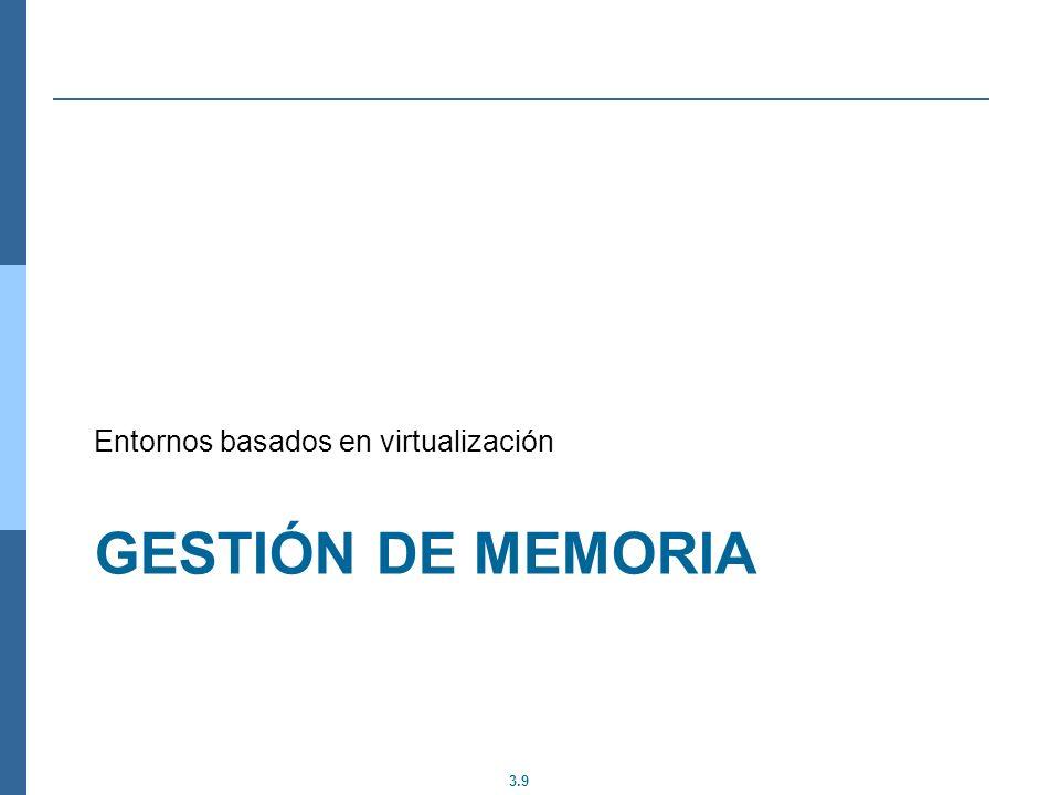 Entornos basados en virtualización