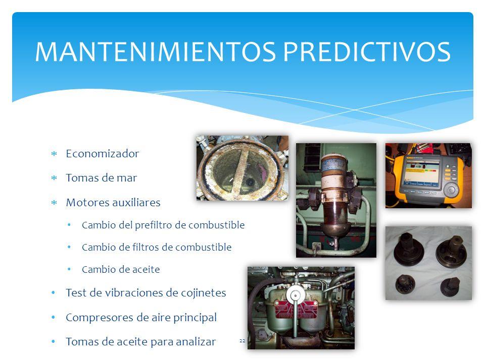MANTENIMIENTOS PREDICTIVOS