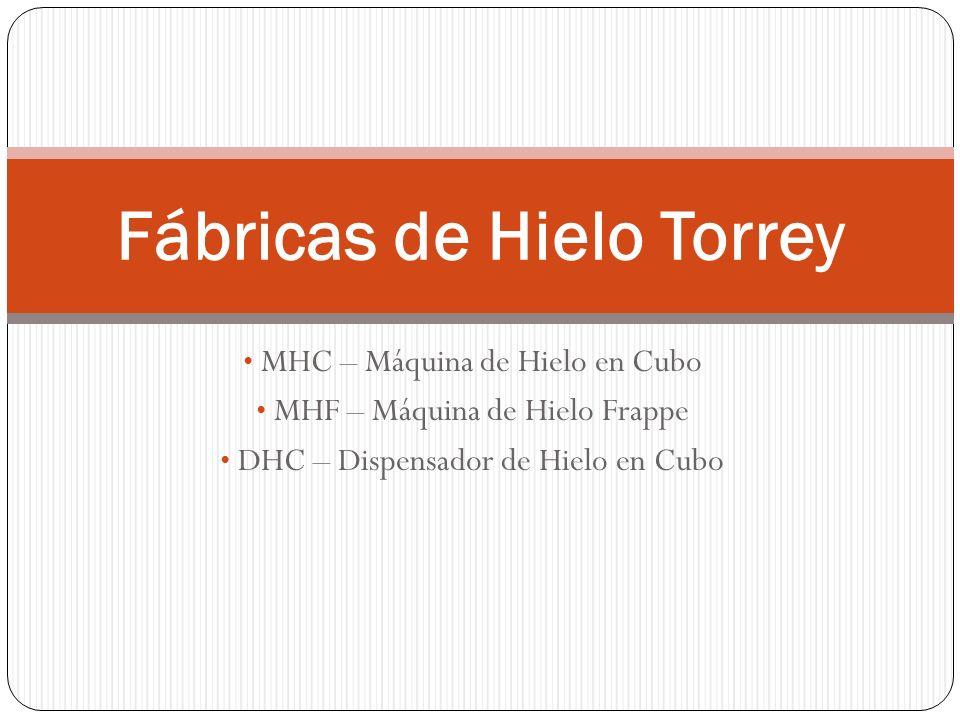 Fábricas de Hielo Torrey