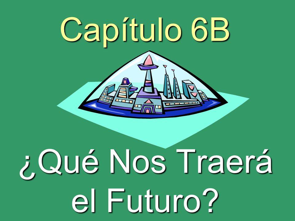 ¿Qué Nos Traerá el Futuro