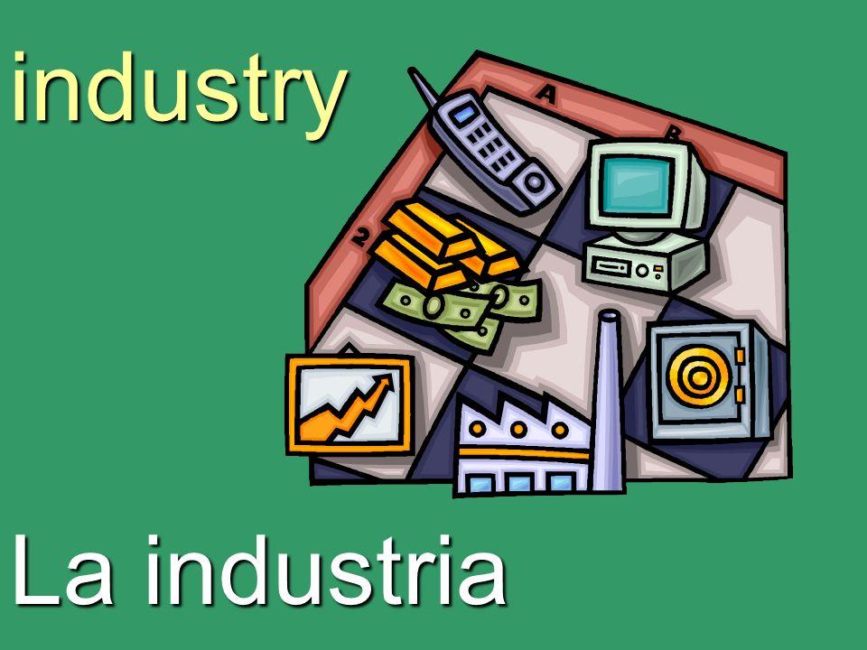 industry La industria