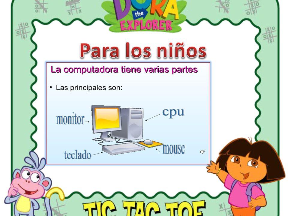 Para los niños