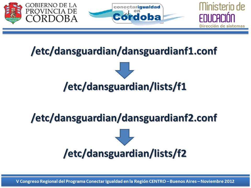 /etc/dansguardian/lists/f1 /etc/dansguardian/lists/f2