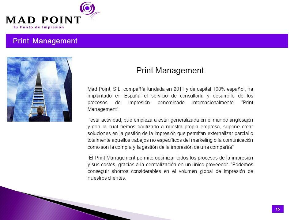 Print Management Print Management