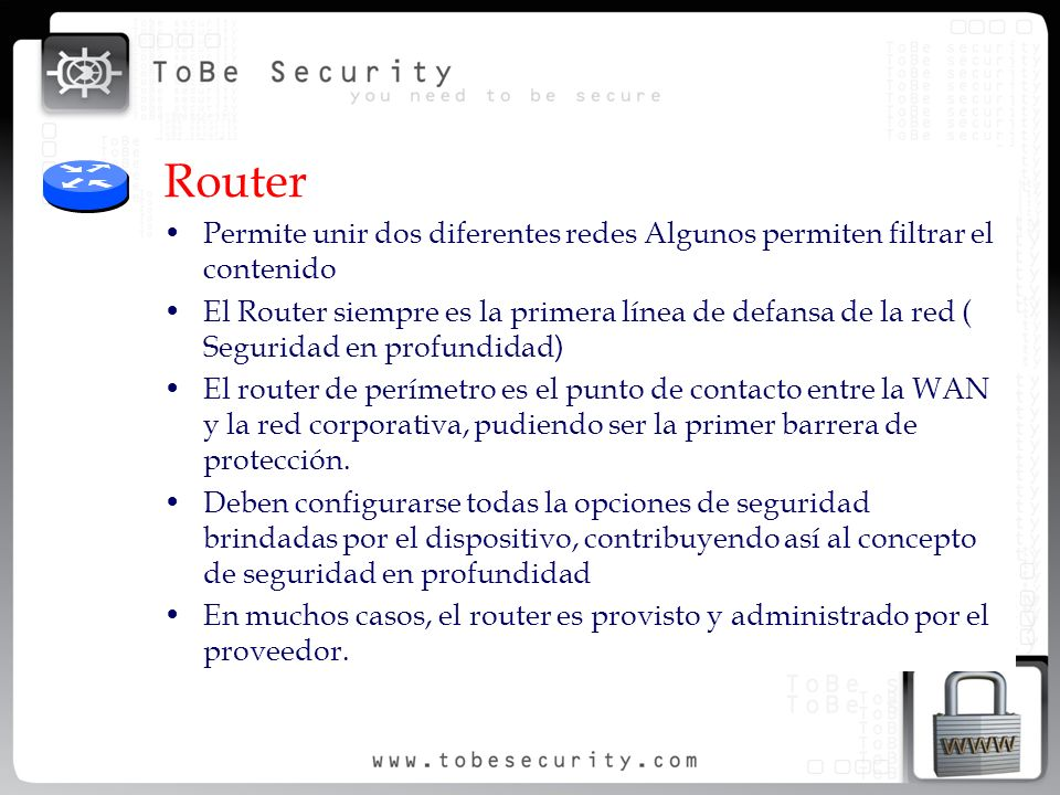 Switch Router Concentrador de red inteligente