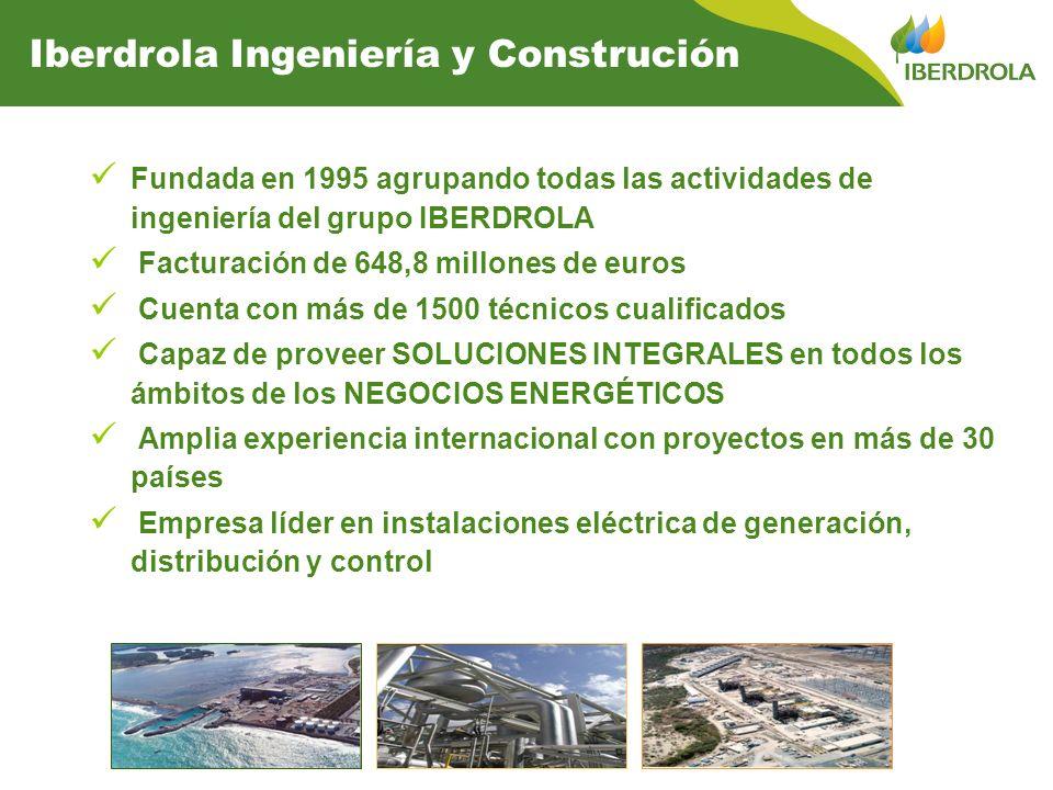 Iberdrola Ingeniería y Construción