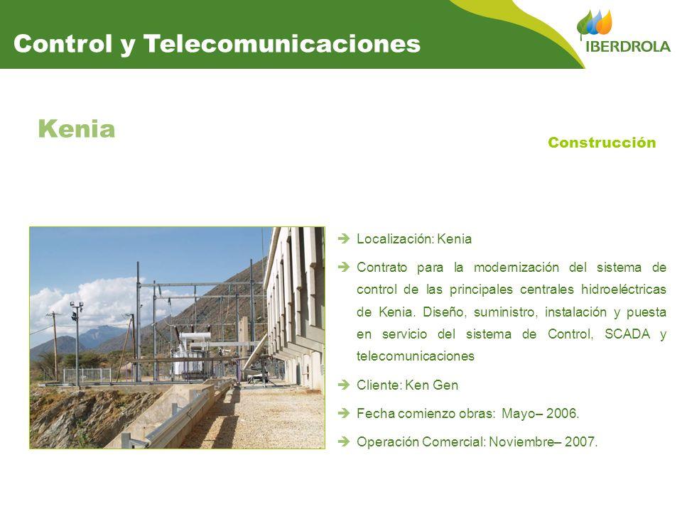 Control y Telecomunicaciones