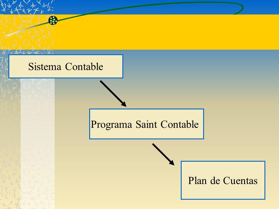 Programa Saint Contable