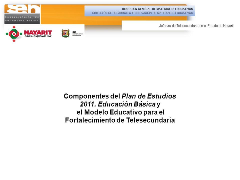 el Modelo Educativo para el Fortalecimiento de Telesecundaria