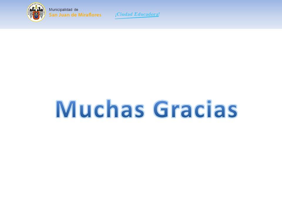 Municipalidad de Muchas Gracias