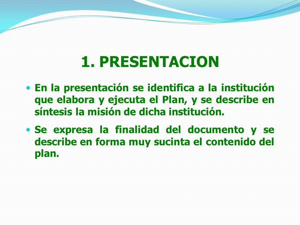 1. PRESENTACION
