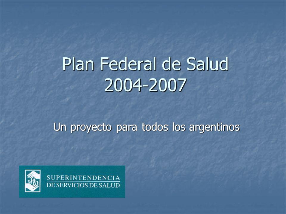 Un proyecto para todos los argentinos