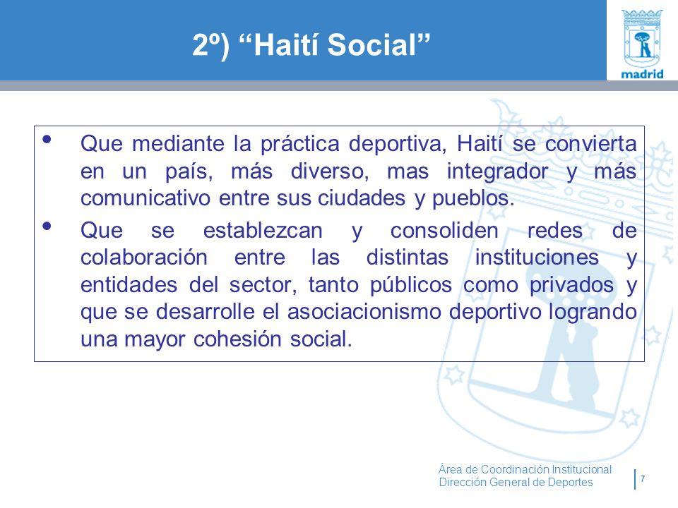2º) Haití Social