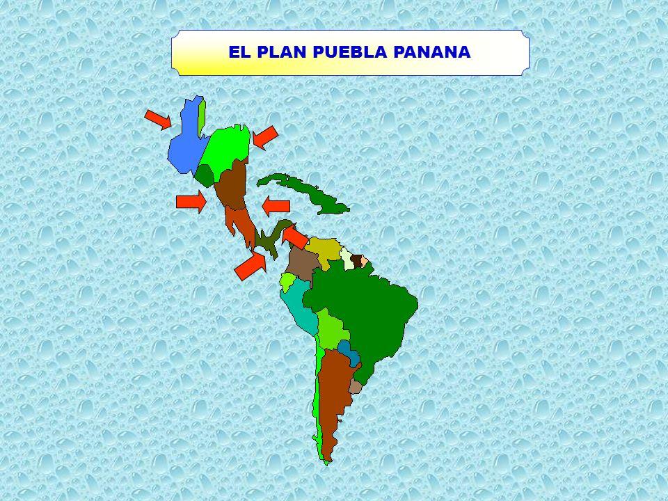 EL PLAN PUEBLA PANANA