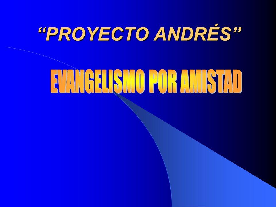 EVANGELISMO POR AMISTAD