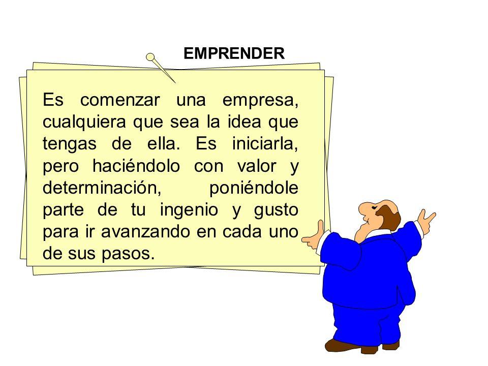 EMPRENDER
