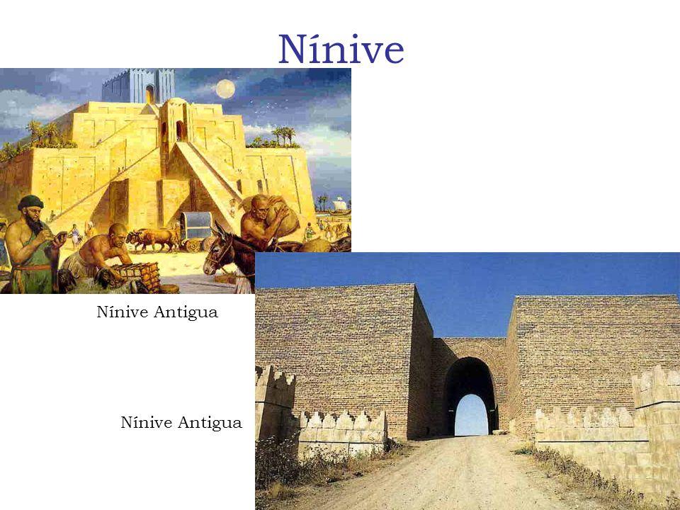 Nínive Nínive Antigua Nínive Antigua