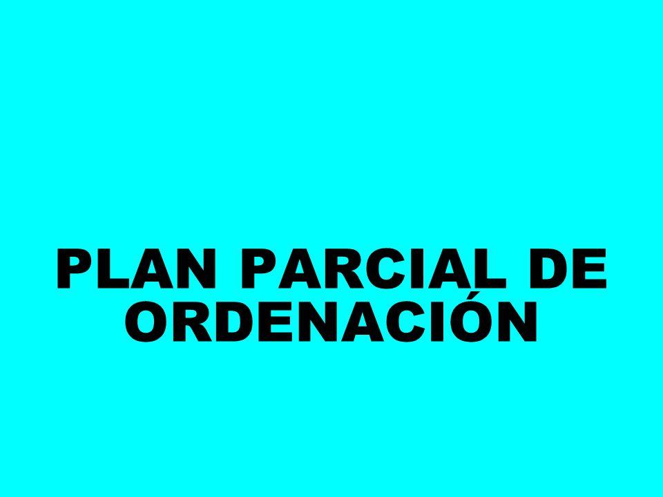 PLAN PARCIAL DE ORDENACIÓN