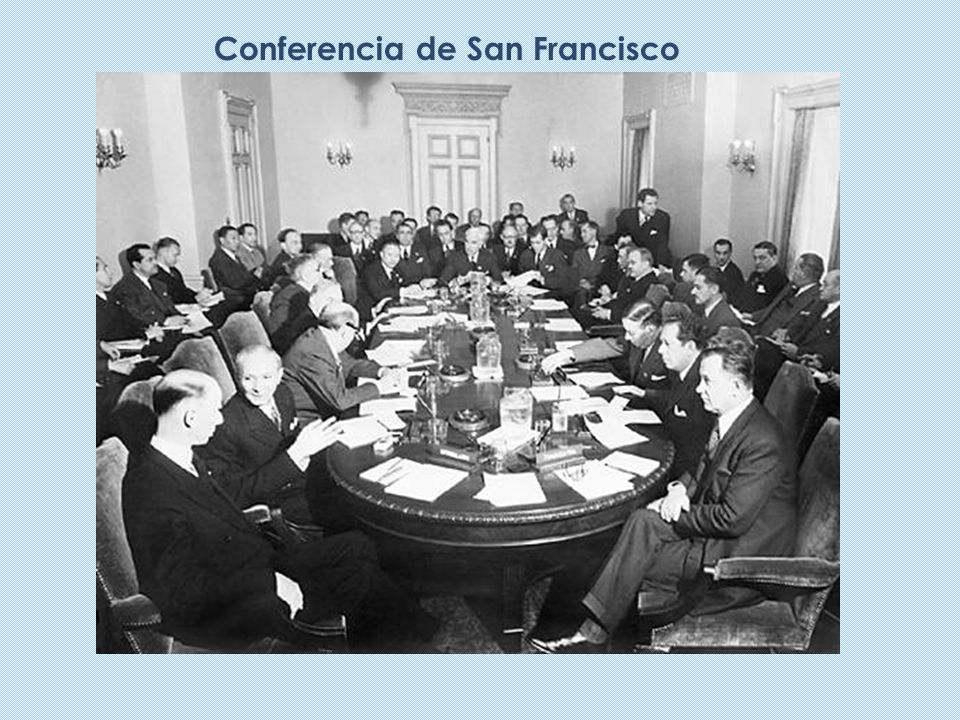 Conferencia de San Francisco