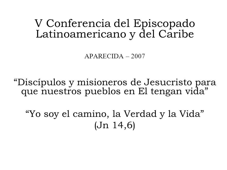 V Conferencia del Episcopado Latinoamericano y del Caribe