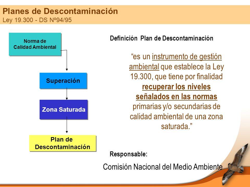 Comisión Nacional del Medio Ambiente