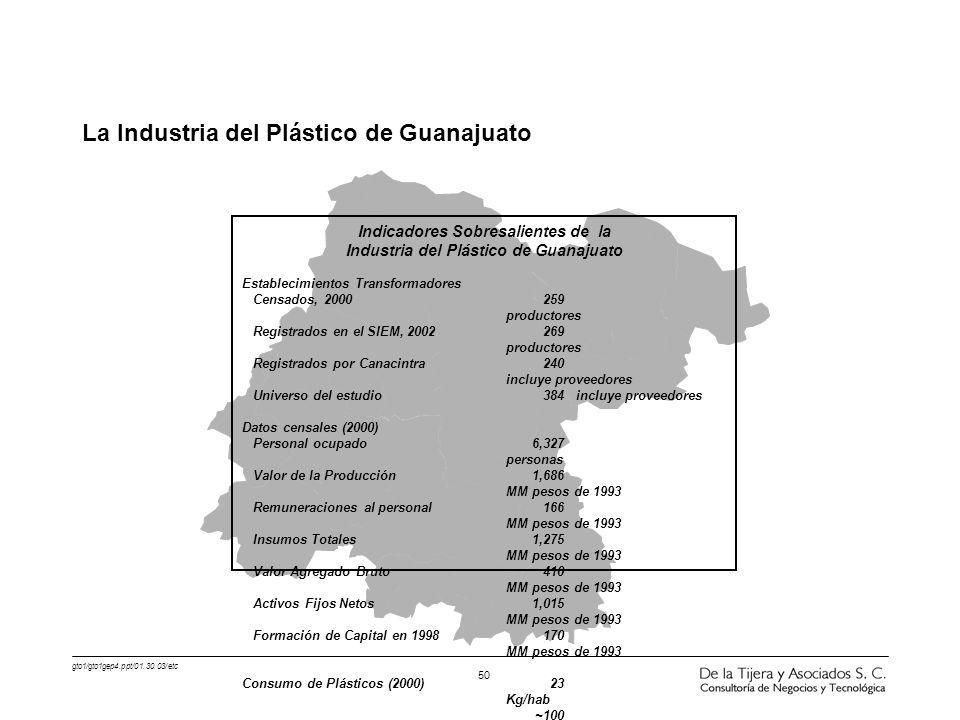 La Industria del Plástico de Guanajuato