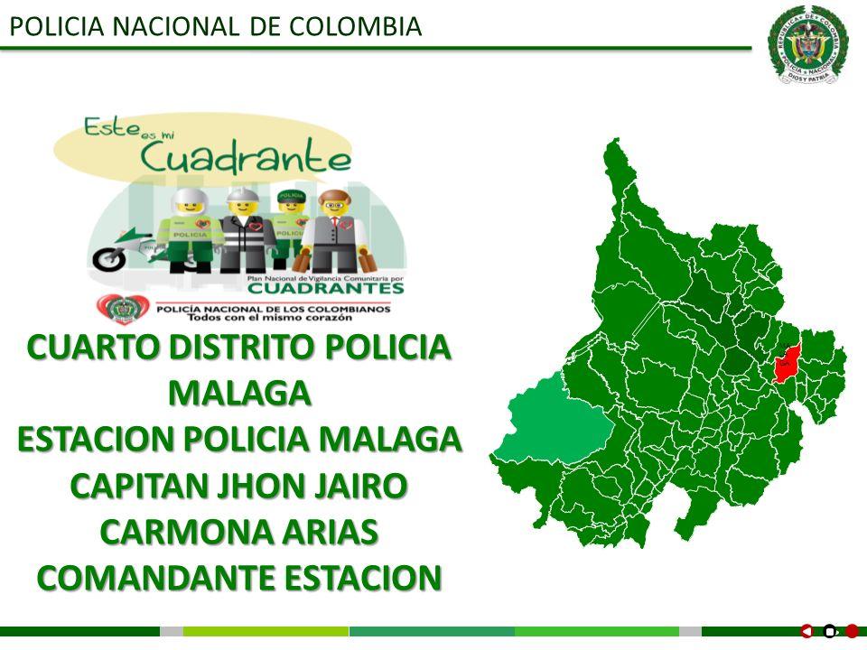 CUARTO DISTRITO POLICIA MALAGA ESTACION POLICIA MALAGA