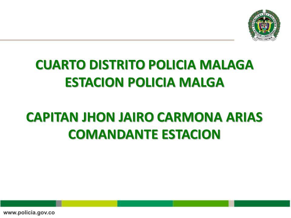 CUARTO DISTRITO POLICIA MALAGA ESTACION POLICIA MALGA