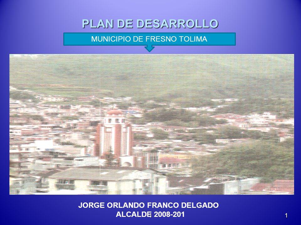MUNICIPIO DE FRESNO TOLIMA