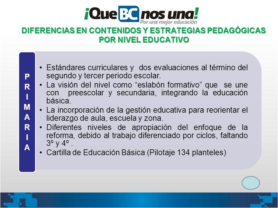 Cartilla de Educación Básica (Pilotaje 134 planteles)