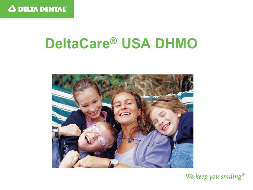DeltaCare® USA DHMO