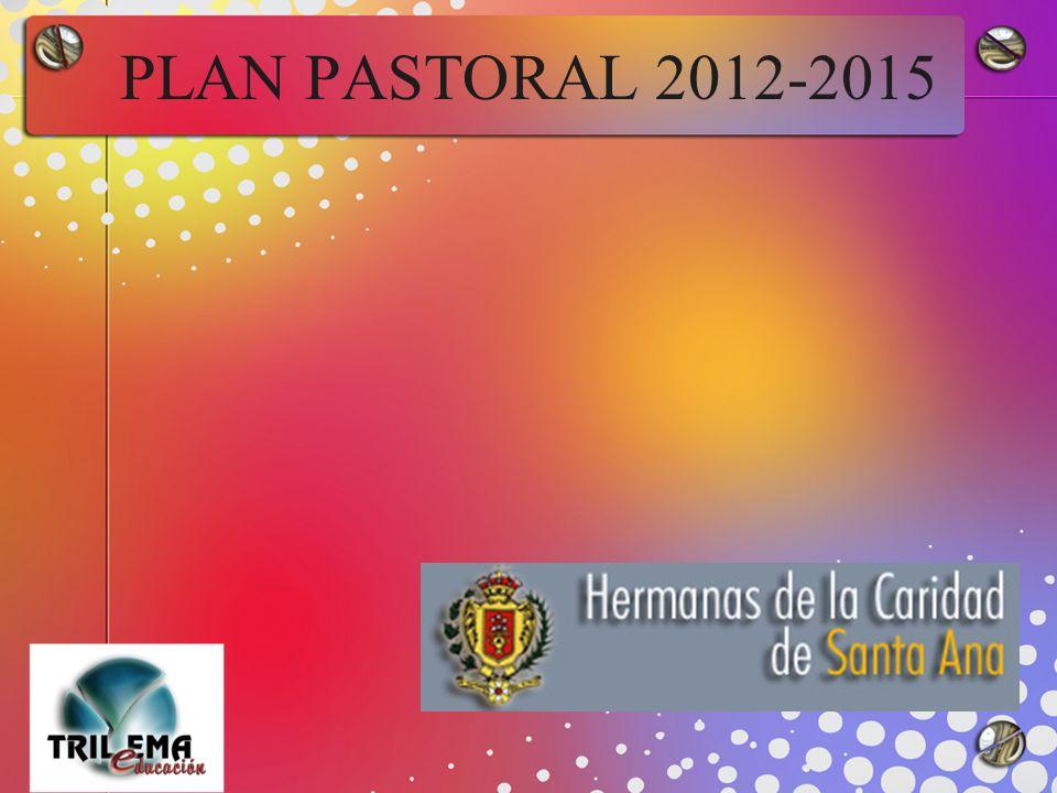 PLAN PASTORAL 2012-2015