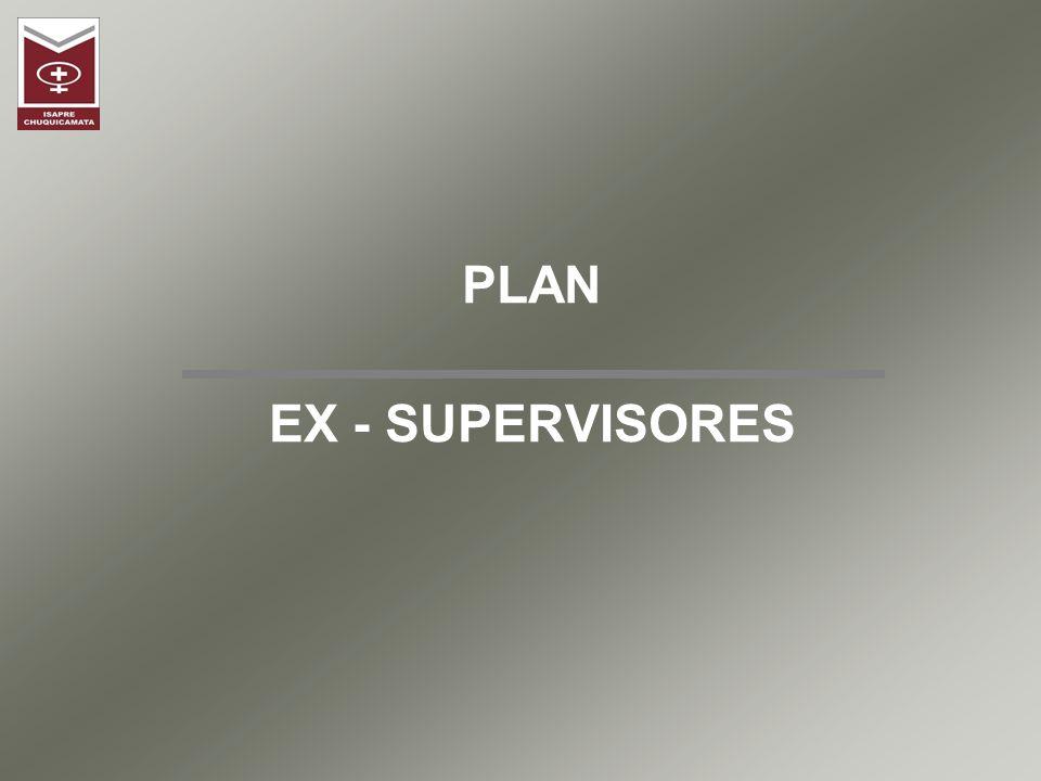 PLAN EX - SUPERVISORES