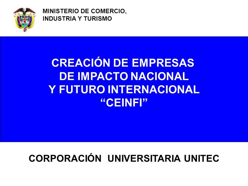 Y FUTURO INTERNACIONAL CORPORACIÓN UNIVERSITARIA UNITEC