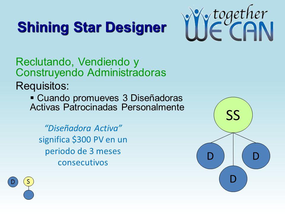 SS Shining Star Designer D