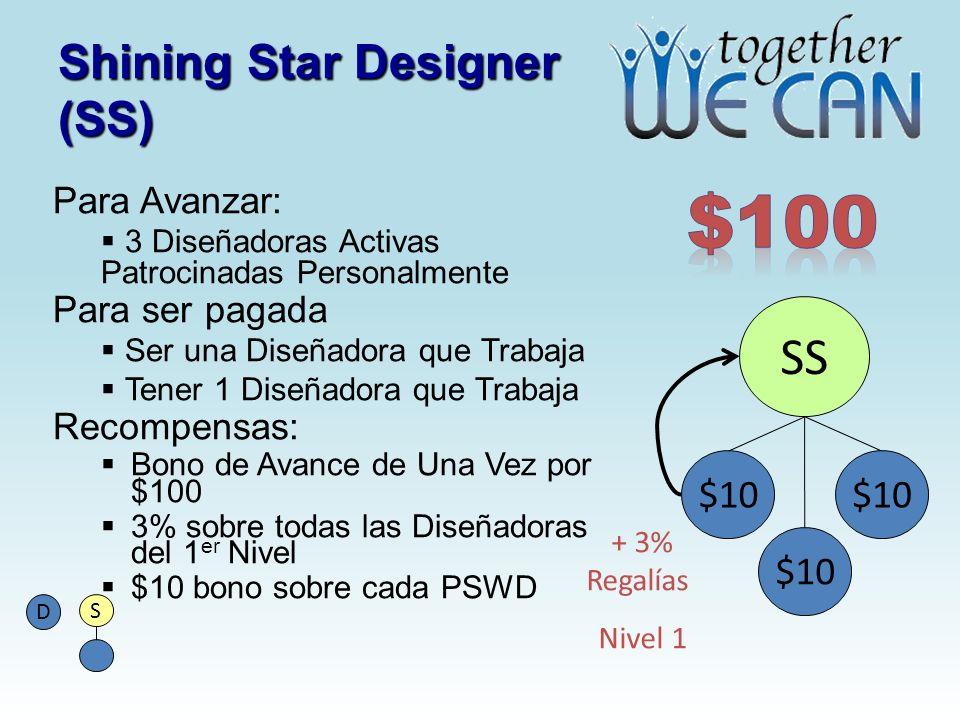 Shining Star Designer (SS)