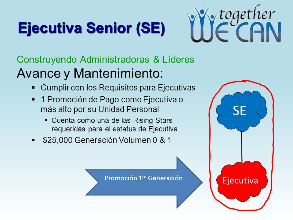 Promoción 1ra Generación