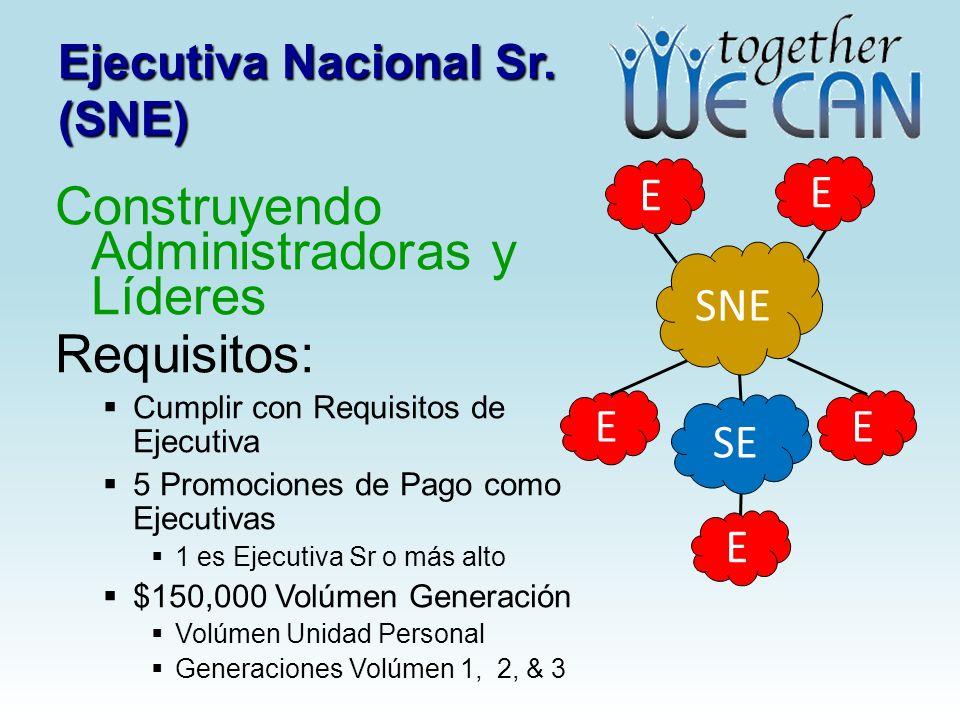 Ejecutiva Nacional Sr. (SNE)