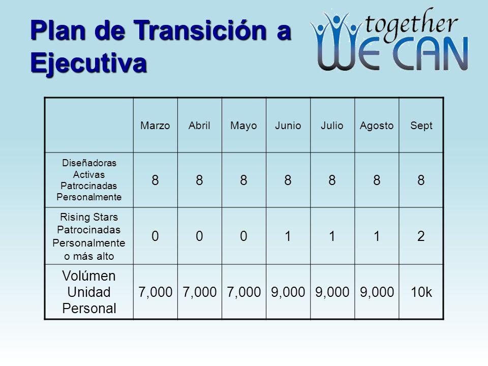 Plan de Transición a Ejecutiva