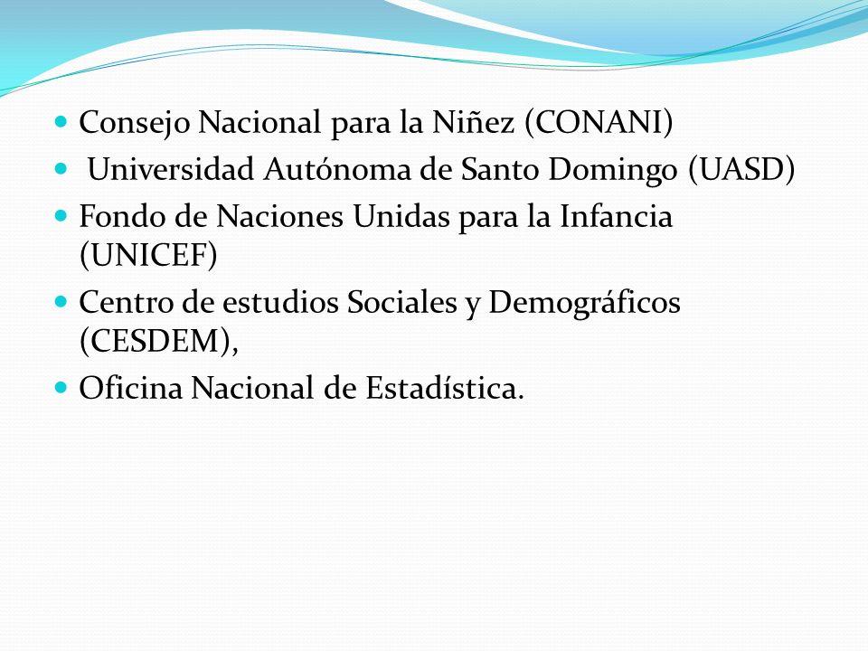 Consejo Nacional para la Niñez (CONANI)