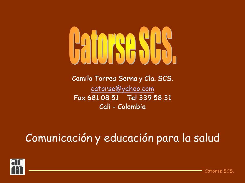 Camilo Torres Serna y Cía. SCS.