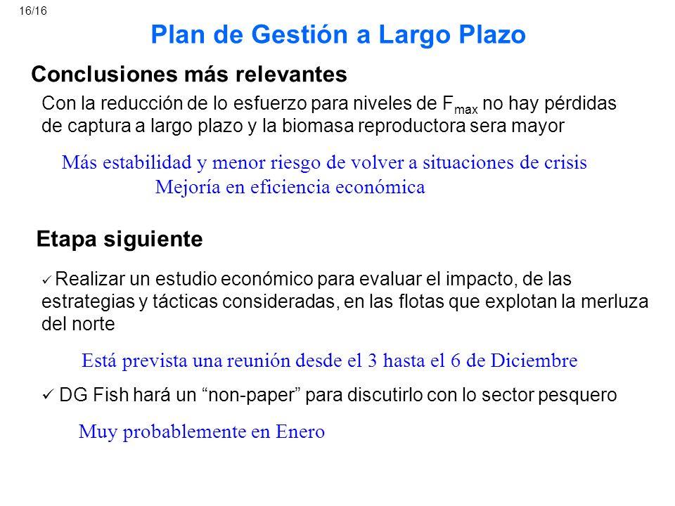 Plan de Gestión a Largo Plazo